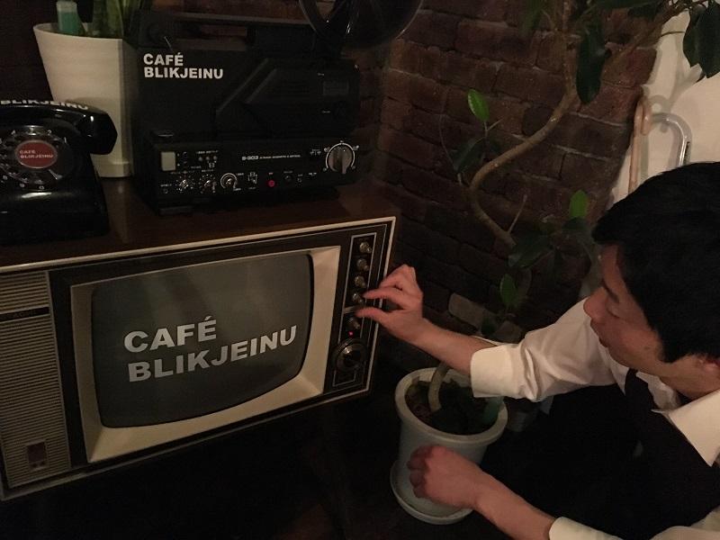 カフェー ブリキイヌ|大人が楽しむノスタルジックな蔵カフェ