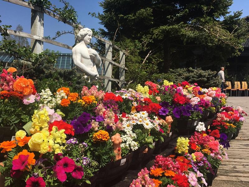 【話題のスポット】三春ハーブ花ガーデン|おしゃれなベーカリー・カフェなど癒し空間