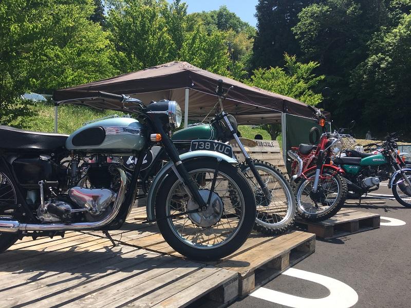 『第参回 三春藩Cub主総会』バイク好きが集まる大迫力イベント